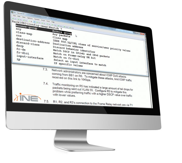 Ine ccie Rs V5 Workbook
